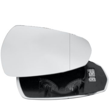Right side wing door blind spot mirror glass for Audi A3