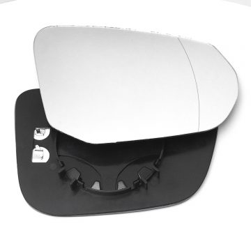 Right side wing door blind spot mirror glass for Audi Q2