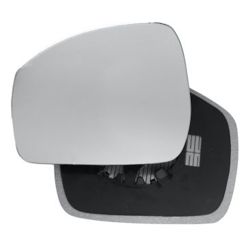 Left side wing door mirror glass for Land Rover Discovery, Land Rover Range Rover, Land Rover Range Rover Sport