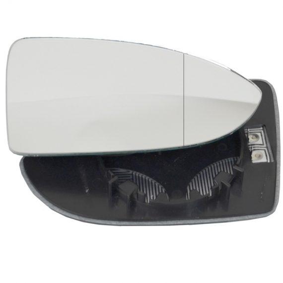 Right side wing door blind spot mirror glass for Volkswagen Golf