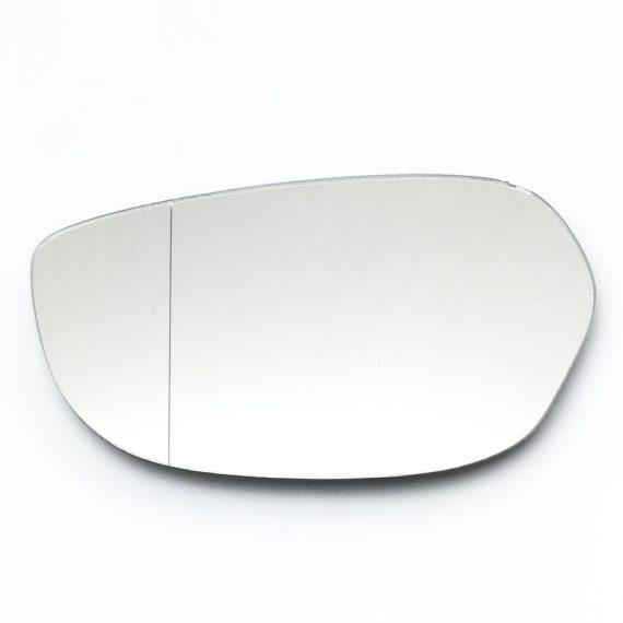 Left side blind spot wing mirror glass for Aston Martin DB11