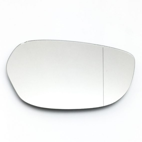 Right side wing door blind spot mirror glass for Aston Martin DB11