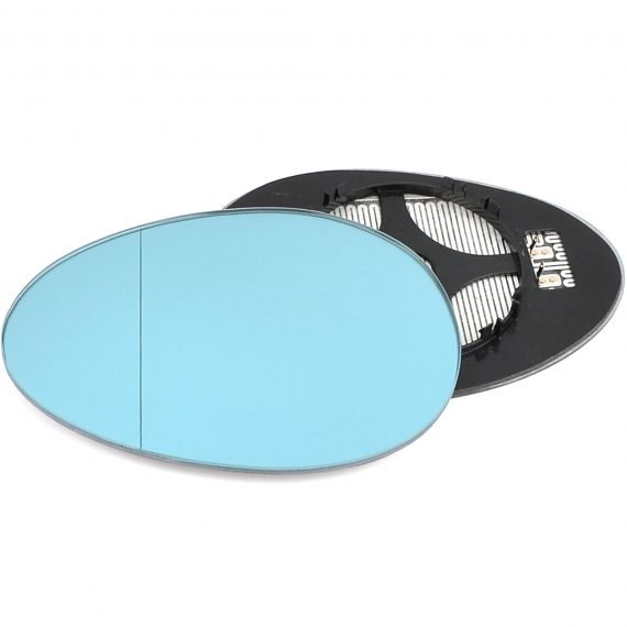 Left side blind spot wing mirror glass for BMW 7 Series