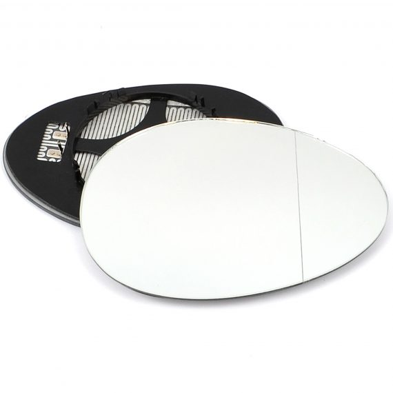 Right side wing door blind spot mirror glass for BMW 5 Series, BMW 7 Series
