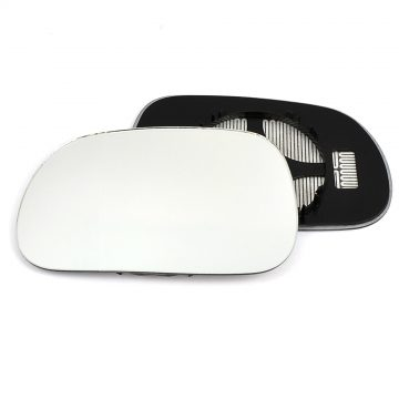 BMW Z3 Roadster (Convertible) 1995-2003 Left wing mirror glass - Heated