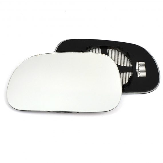 Left side wing door mirror glass for BMW Z3