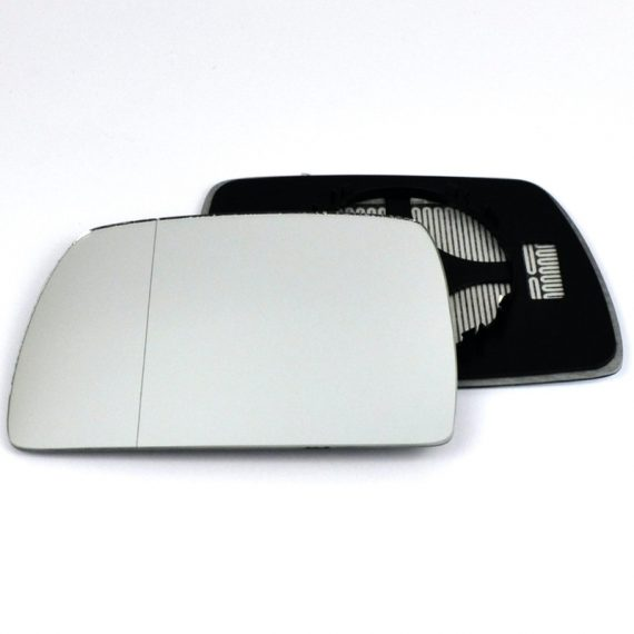 Left side blind spot wing mirror glass for BMW X3