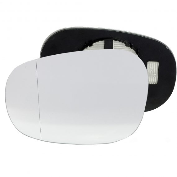 Left side blind spot wing mirror glass for BMW 1 Series