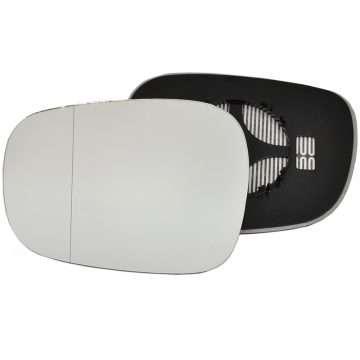 Left side blind spot wing mirror glass for BMW X1