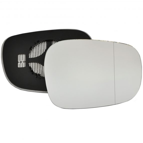 Right side wing door blind spot mirror glass for BMW X3