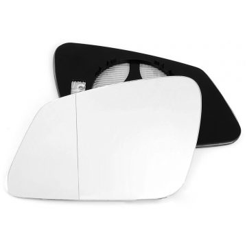 Left side wing door mirror glass for BMW 2 Series, BMW 3 Series, BMW 4 Series, BMW 5 Series, BMW 6 Series, BMW 7 Series, BMW i3, BMW X2