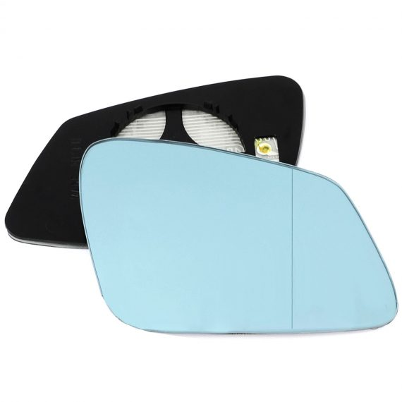 Right side wing door blind spot mirror glass for BMW 1 Series
