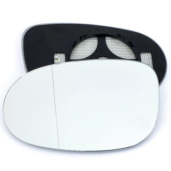 Left side blind spot wing mirror glass for BMW M3
