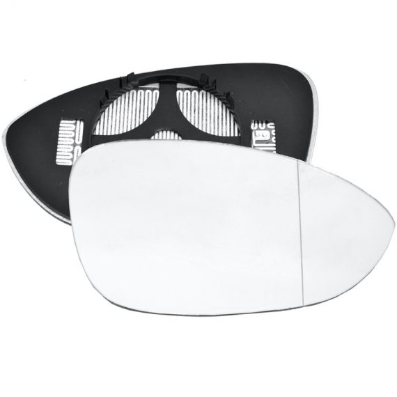 Right side wing door blind spot mirror glass for BMW M3
