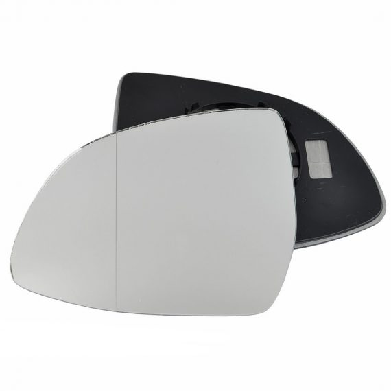 Left side blind spot wing mirror glass for BMW X3 Facelift F25, BMW X3 G01, BMW X4 F26, BMW X5 F15, BMW X6 F16