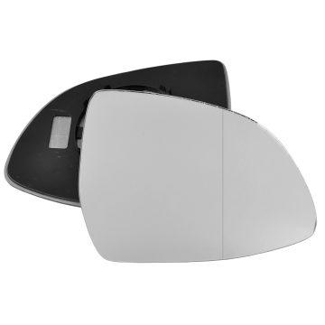 Right side wing door blind spot mirror glass for BMW X3, BMW X4, BMW X5, BMW X6