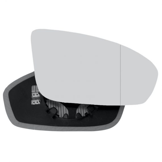 Right side wing door blind spot mirror glass for BMW M5