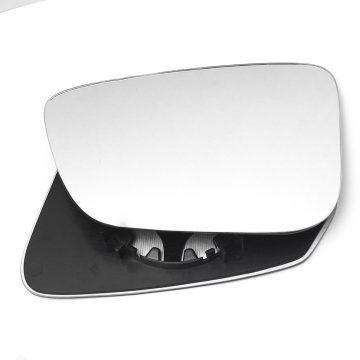 Left side wing door mirror glass for BMW 5 Series