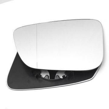 Left side blind spot wing mirror glass for BMW 5 Series, BMW 6 Series, BMW 7 Series