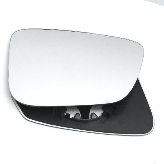 Right side wing door mirror glass for BMW 5 Series