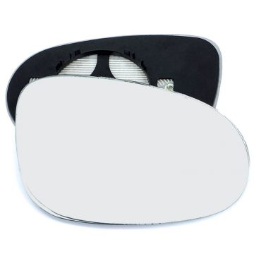 Right side wing door mirror glass for Fiat Brava, Fiat Croma, Ford KA