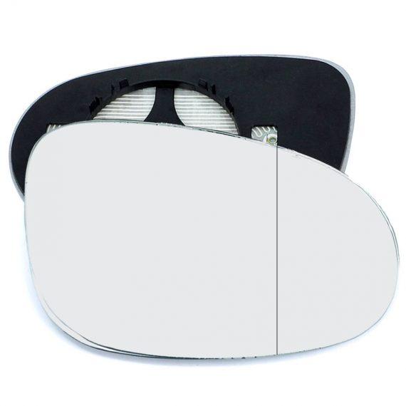 Right side wing door blind spot mirror glass for Chrysler Delta, Chrysler Ypsilon