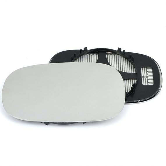 Left side wing door mirror glass for Ford KA