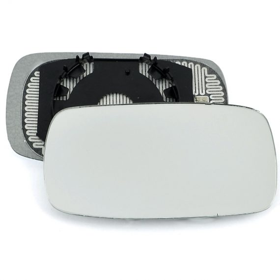 Right side wing door mirror glass for Ford Mondeo