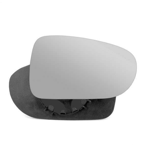 Right side wing door mirror glass for Ford Galaxy