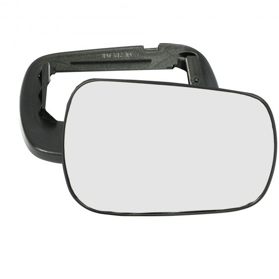 Right side wing door mirror glass for Ford Fusion