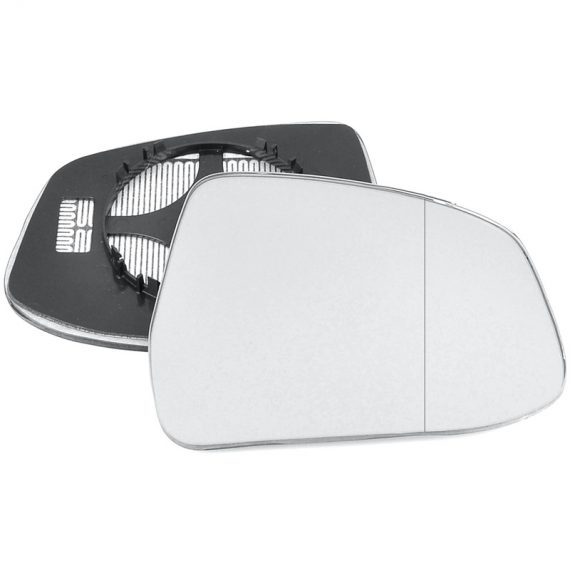 Right side wing door blind spot mirror glass for Ford Focus, Ford Mondeo