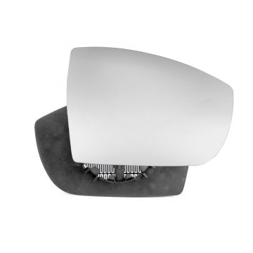 Right side wing door mirror glass for Ford S-Max