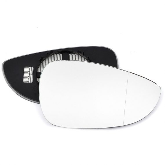 Right side wing door blind spot mirror glass for Ford B-Max, Ford Fiesta