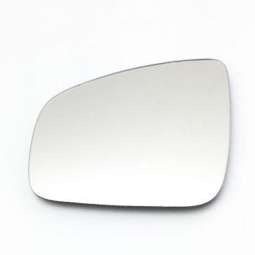 Left side wing door mirror glass for Dacia Duster, Dacia Logan, Dacia Sandero