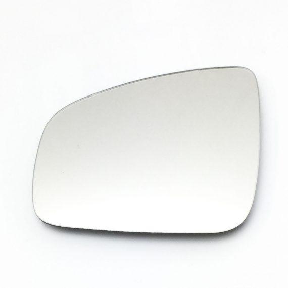 Left side wing door mirror glass for Dacia Duster, Dacia Logan, Dacia Sandero