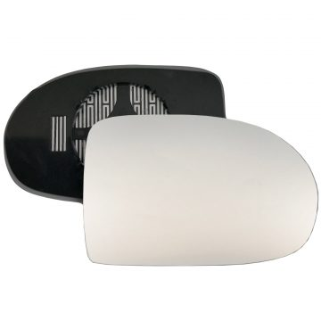 Right side wing door mirror glass for Dodge Caliber