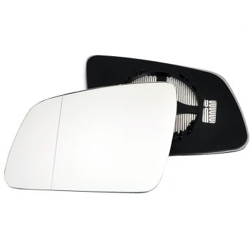 Left side blind spot wing mirror glass for Mercedes-Benz C-Class