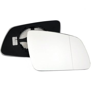 Right side wing door blind spot mirror glass for Mercedes-Benz C-Class