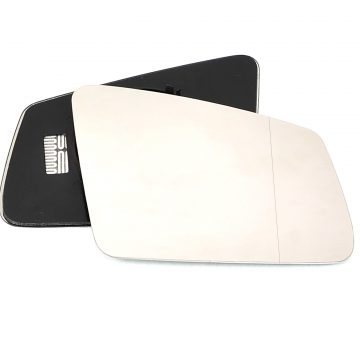 Right side wing door blind spot mirror glass for Mercedes-Benz CLA-Class