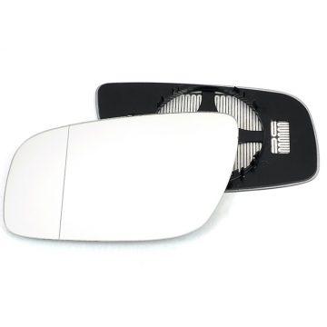 Left side blind spot wing mirror glass for Mercedes-Benz E-Class