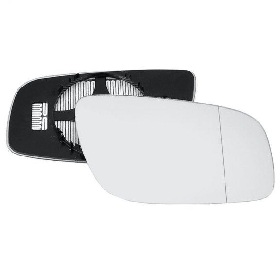 Right side wing door blind spot mirror glass for Mercedes-Benz E-Class
