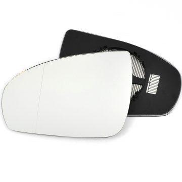 Left side blind spot wing mirror glass for Mercedes-Benz SL