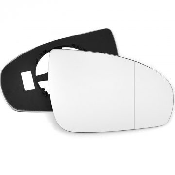 Right side wing door blind spot mirror glass for Mercedes-Benz SL