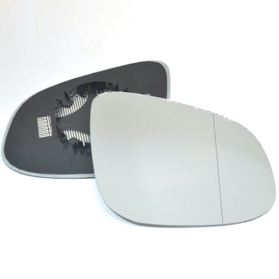 Right side wing door blind spot mirror glass for Mercedes-Benz Citan, Renault Kangoo