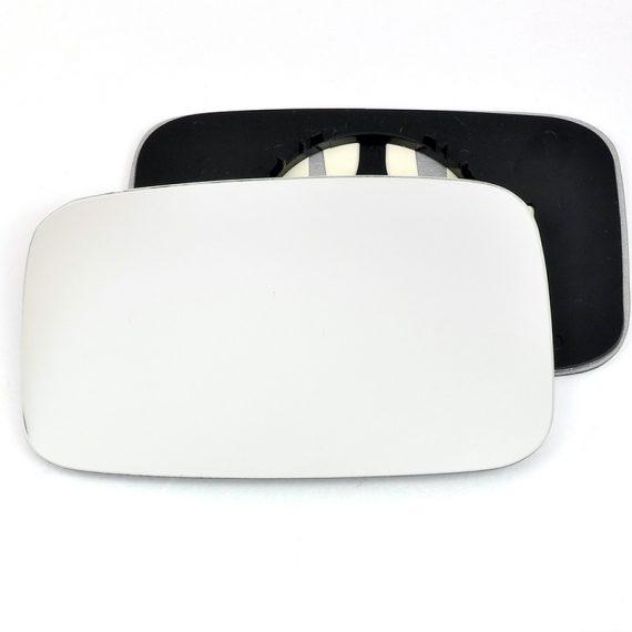 Left side wing door mirror glass for Vauxhall Frontera