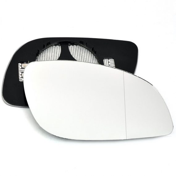 Right side wing door blind spot mirror glass for Vauxhall Signum, Vauxhall Vectra