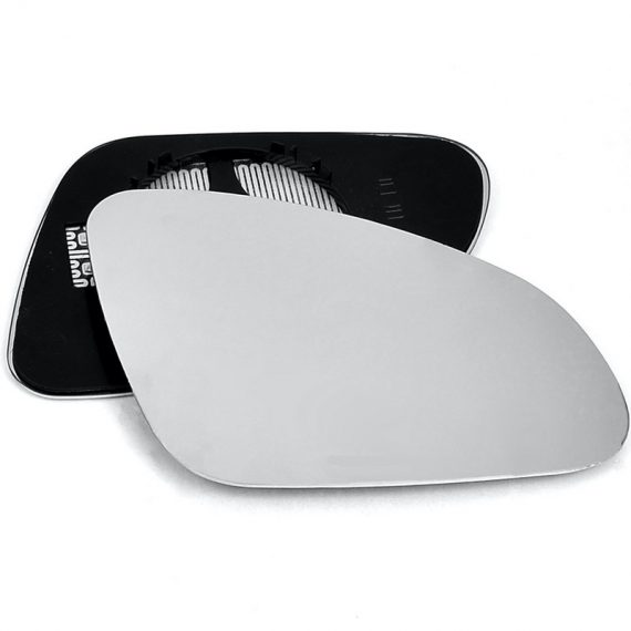 Right side wing door mirror glass for Vauxhall Adam