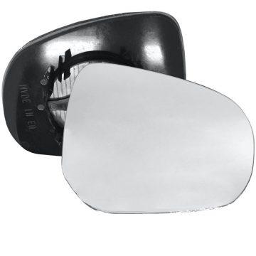 Right side wing door mirror glass for Suzuki Splash, Vauxhall Agila