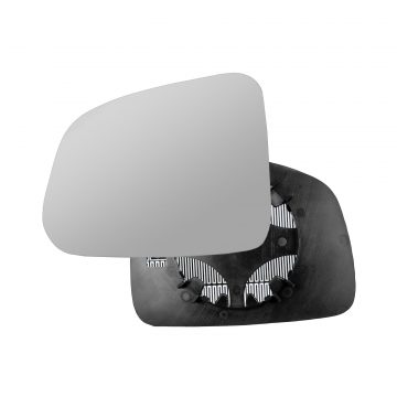 Left side wing door mirror glass for Chevrolet Trax, Vauxhall Mokka