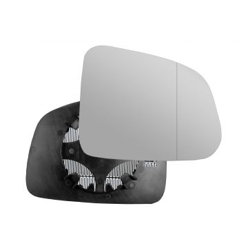 Right side wing door blind spot mirror glass for Chevrolet Trax, Vauxhall Mokka